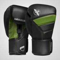 T3 Boxing Gloves Black/Green