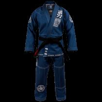 Goorudo 3 Gold Weave Jiu Jitsu Gi Blue