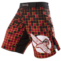 Technique Fight Shorts - Red
